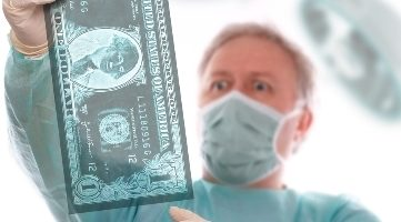 A surgeon with money