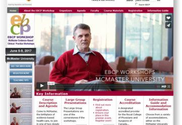 McMaster website
